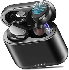Tozo Bluetooth Headset T6 Manual Image