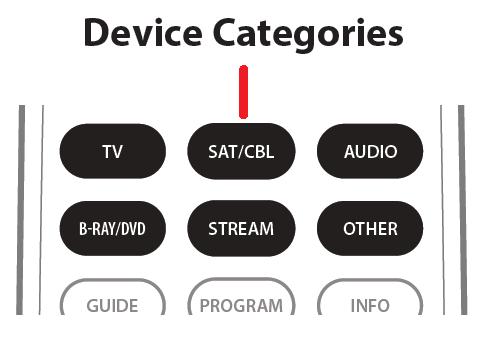 Device categories list