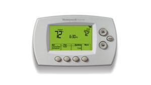 Honeywell WiFi Thermostat Installation Manual Image