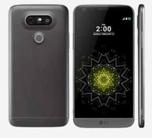 LG G5 Phone User Guide Image