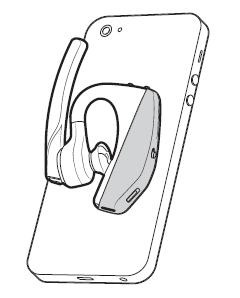 Using the NFC pairing