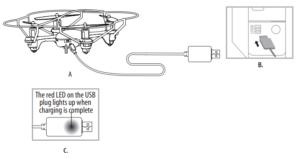 Zipp Nano Drone USB charger diagram