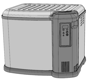 Butterball Electric Turkey Fryer Instruction Manual Image